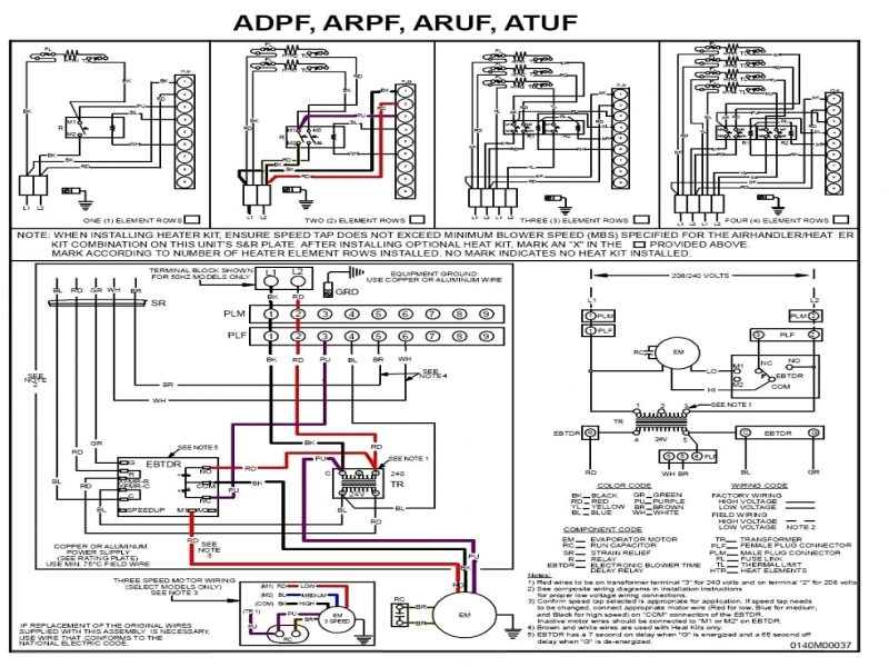 Coleman Heat Pump Manual Start Wiring Diagram Wiring Forums