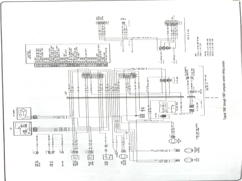1951 chevy truck wiring harness diagram 1976 chevy pickup wiring color code - wiring forums