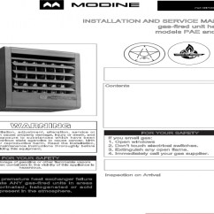 Modine Wiring Diagram Oven Connecting Gas And Electric To Your Hot Dawg With - Forums