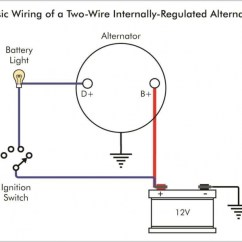 Elec Fan Wiring Diagram For Ibanez Blazer Guitar Denso One Wire Alternator : - Forums