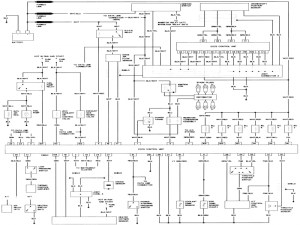 1995 Nissan Pathfinder Wiring Diagram  Wiring Forums