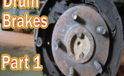 Diy Ford Ranger Drum Brake Replacement – How To Replace Rear Drum