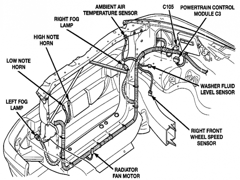 Dodge 5 2 Wiring Diagram