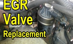 Egr Valve Replacement Chevy Venture 3.4L Engine – Youtube