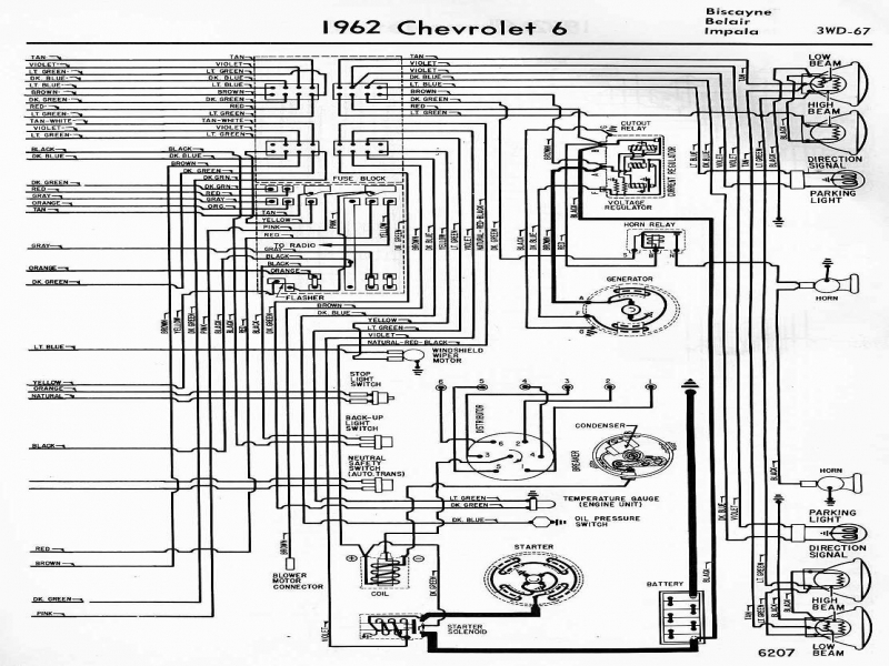 Wiring Diagram For 1966 Chevy Impala  Wiring Forums