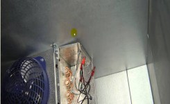 Electrical Wiring For A Walk In Freezer – Youtube