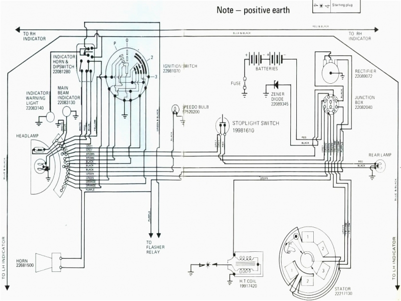 Dodge Electronic Ignition Wiring Diagram  Wiring Forums