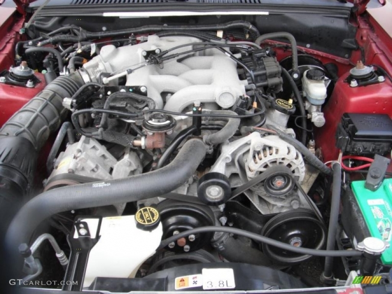 Ford Mustang 3 8 V6 Engine Diagram  Wiring Forums