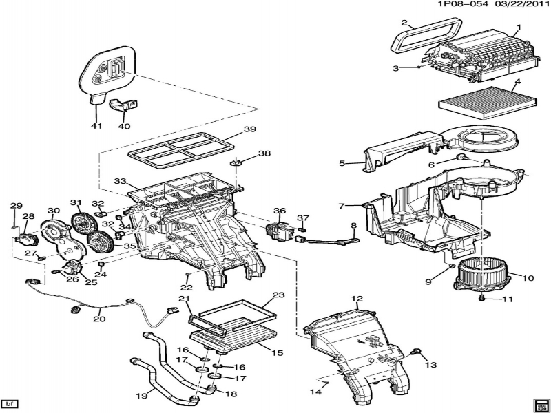 2000 ford super duty heater diagrams