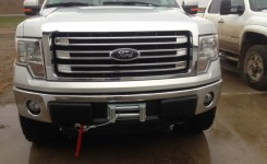 Ford F-150 Questions – Measurements For Front Bumper – Cargurus