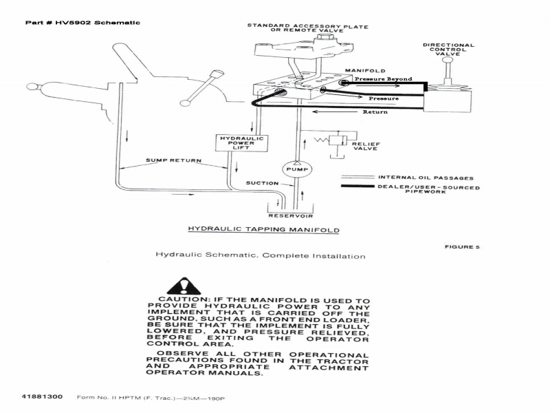 800 ford tractor hydraulic diagram  ford  auto parts