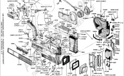 Ford Truck Technical Drawings And Schematics – Section F – Heating