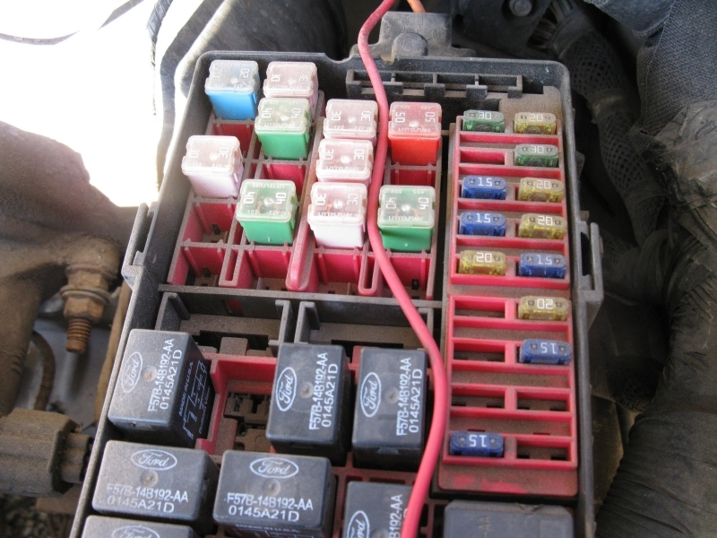 Duty Fuse Box Diagram 1997 Ford F 250 Fuse Box Diagram Ford F 250 Fuse