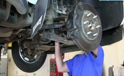 How To Install Replace Front Axle Cv Joints 2007-13 Chevy