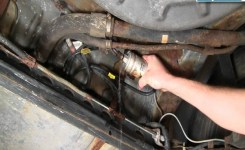 How To Install Replace Fuel Filter Cavalier Sunfire 95-05 1Aauto