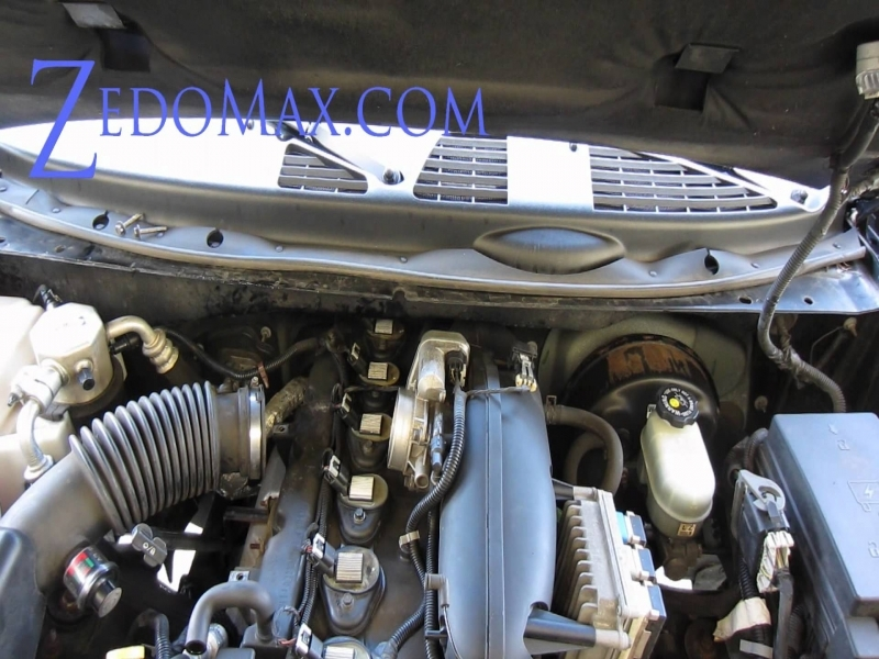 2004 Trailblazer Engine Diagram Coils