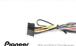 How To – Understanding Pioneer Wire Harness Color Codes For Deh