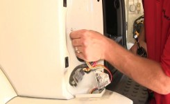Installation Of A Trailer Wiring Harness On A 2008 Dodge Nitro