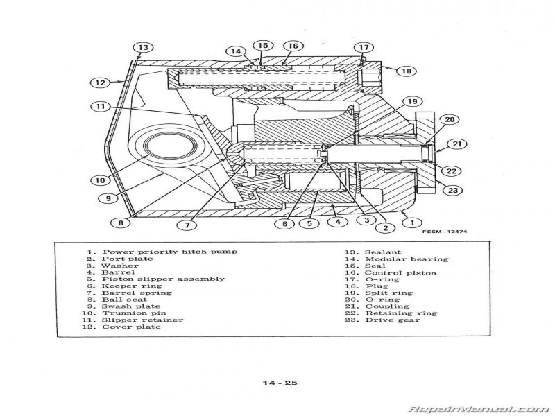1586 Ih Tractor Wiring Diagram Ih 1066 Wiring Diagram