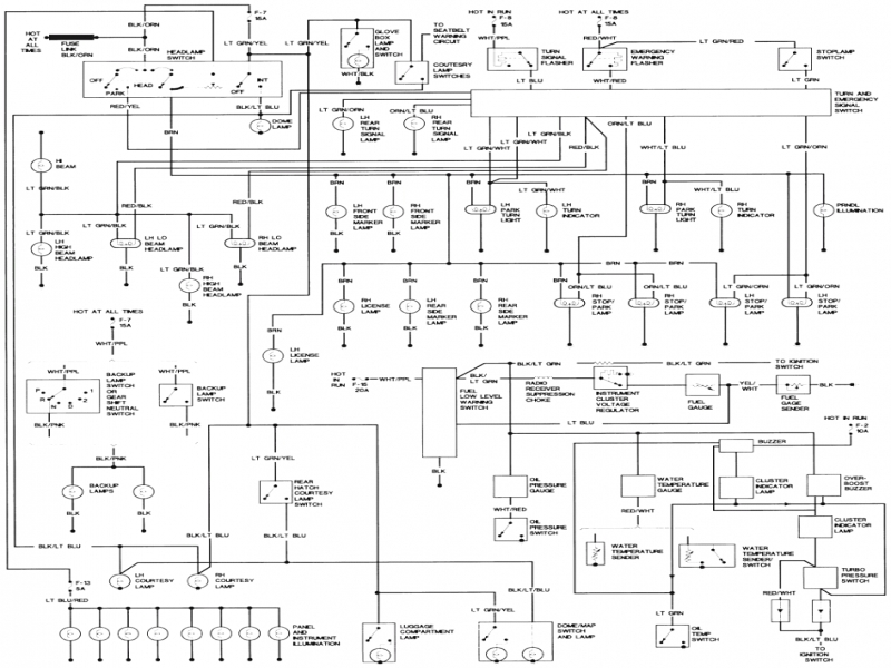 Generous 99 Kenworth Wiring Diagrams Contemporary - Electrical and ...