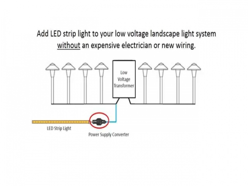 Low Voltage Lighting Relay Wiring Diagram - Wiring Forums on