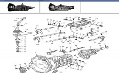 Manual Transmission Diagrams – All-Trans Transmissions And