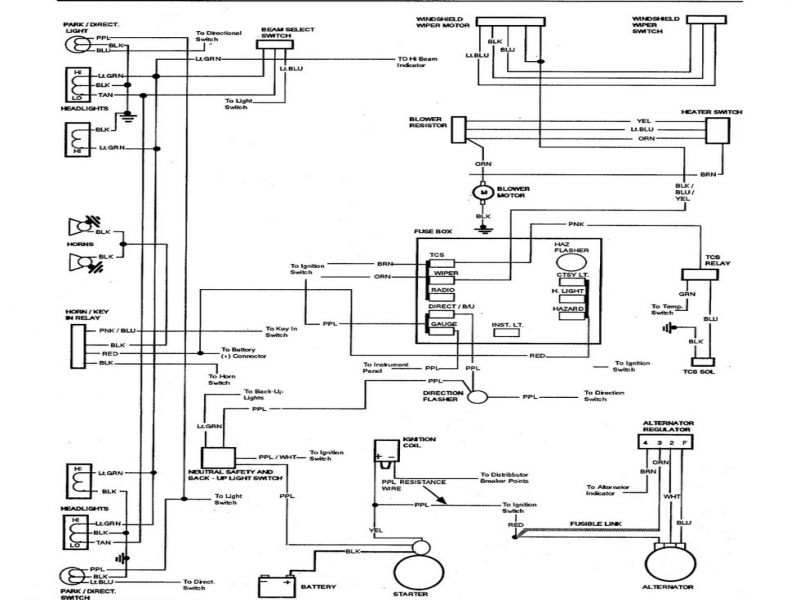 Chevelle Wiring Schematic Fuel Level Wiring Diagram Complete Complete Lionsclubviterbo It