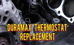 Mechanics Minute Ep 3. – Duramax Thermostat Replacement – Youtube