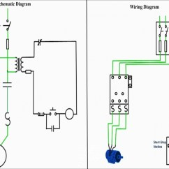 3 Phase Start Stop Switch Wiring Diagram Area Lighting Research Motor Single Contactor Forums