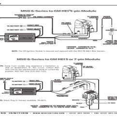 Msd Ignition Digital 6al Wiring Diagram Home Diagrams Uk - Brianesser Forums