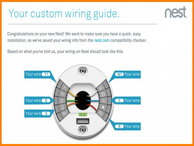 Nest Thermostat Wiring Diagram Dual Fuel