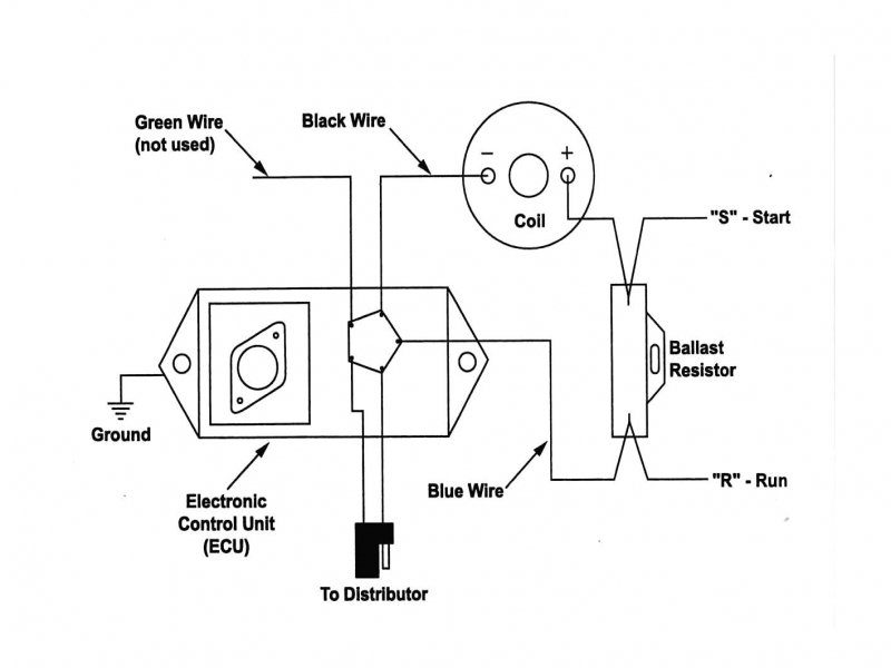 mopar electronic ignition conversion wiring diagram 4 way round trailer outstanding - forums