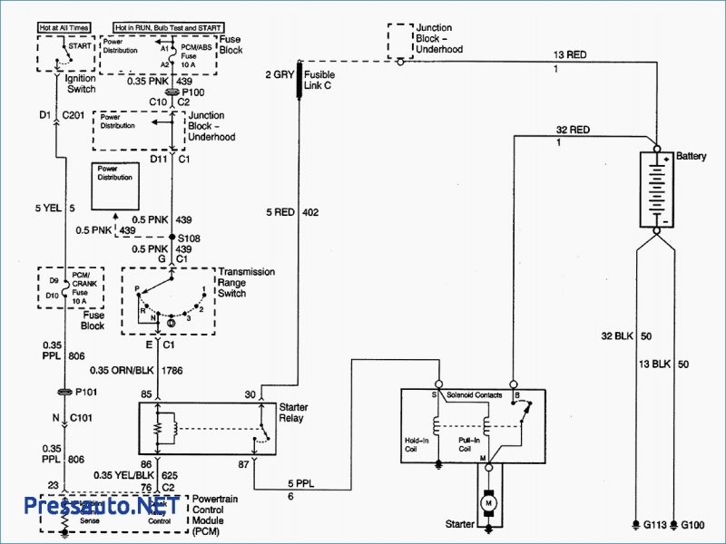 Outstanding Small Block Chevy Starter Wiring Diagram Photos .