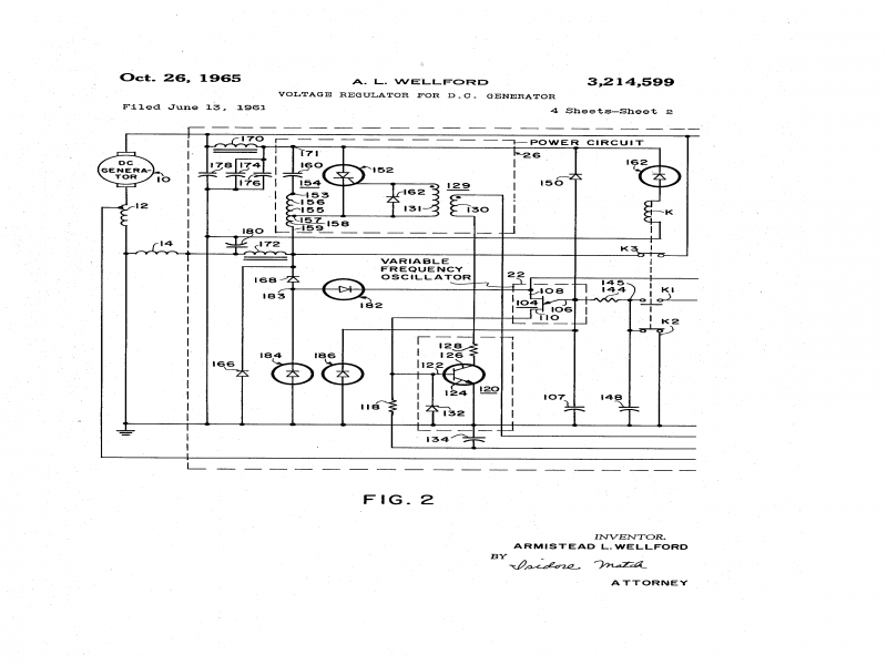 Patent Us3872370 High Voltage D C Generator Specially For Drawing