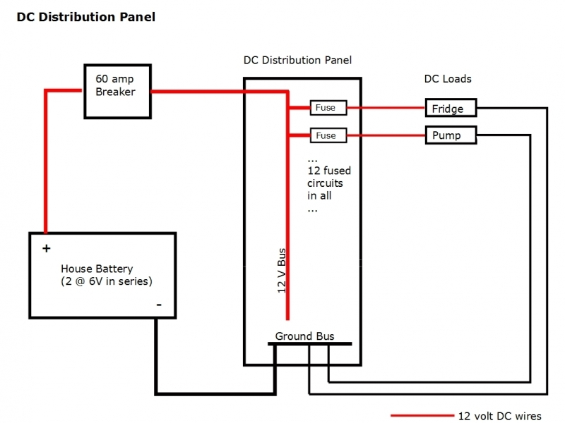 12 Volt Power Outlet Wiring Diagram  Wiring Forums