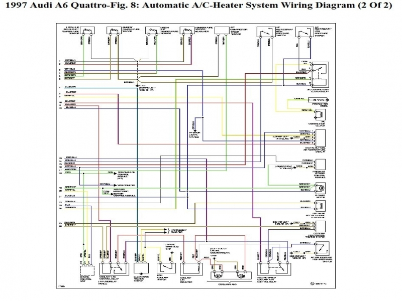 Audi navigation wiring diagram wiring diagrams schematics modern audi a6 temp sensor wiring diagram component electrical audi navigation plus wiring diagram audi a4 asfbconference2016 Image collections