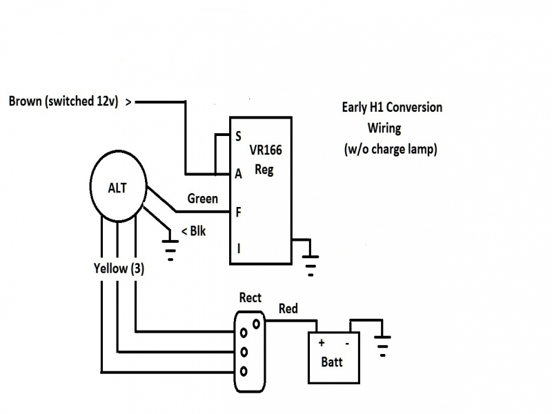 6 Wire Rectifier Schematic - Wiring Diagram Posts  Wire Rectifier Wiring Diagram on