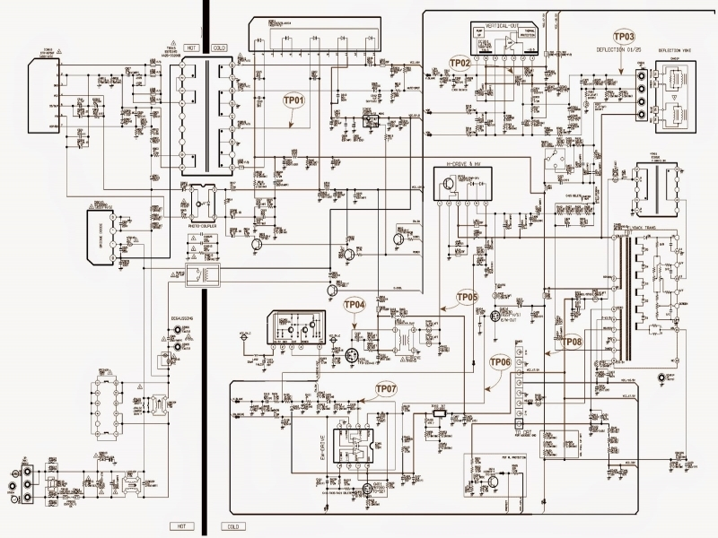 samsung tv un50h6203 wiring diagram samsung lcd tv schematic diagram - wiring forums samsung power cord wiring diagram #4