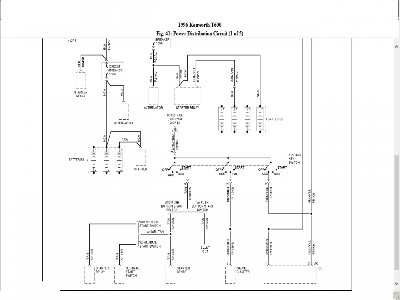 wiring diagram for w900  hhr sunroof wiring diagram for