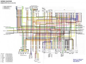 Suzuki Sv650 Wiring Diagram | Evan Fell Motorcycle