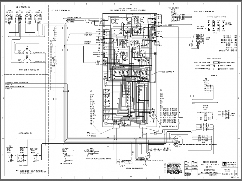 Thermo King Wiring Diagrams Wiring Forums