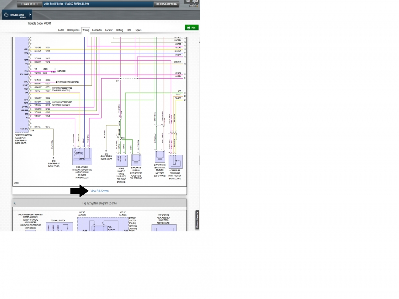 Tips For Viewing Wiring Diagrams In Truckseries