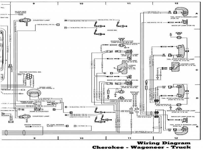 1979 Corvette Radio Wiring Diagram