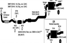 Toyota Corolla Questions – Diagram For A 1996 Toyota Corollas