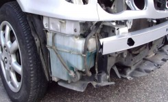 Toyota Corolla Windshield Washer Tank Replace Info Years 1996 To