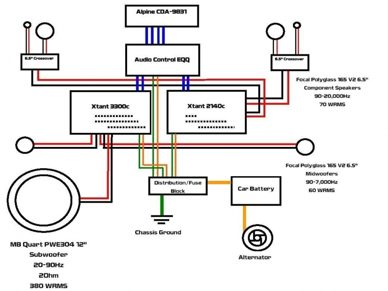 Wiring       Diagram    For A Car Stereo  Jvc    Kd   Sr80Bt    Wiring       Diagram    For     Wiring    Forums