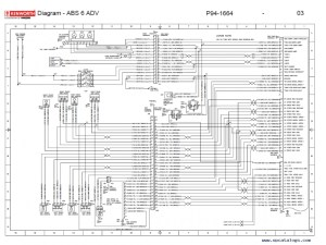 Wiring Diagrams For Kenworth T800 – The Wiring Diagram