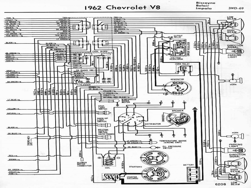 1960 Impala Wiper Motor Wiring Diagram  Wiring Forums