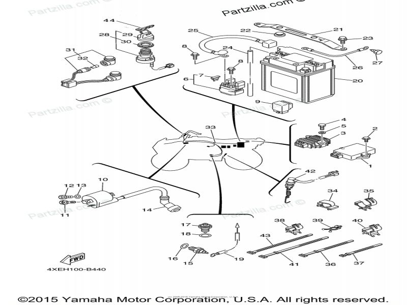 2004 Yamaha Bear Tracker Wiring Diagram Diagram Base Website ... 2004 Yamaha Bear Tracker Wiring Diagram Diagram Base Website Full Edition - shi-conference