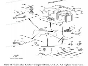 Wiring diagram yamaha bear tracker